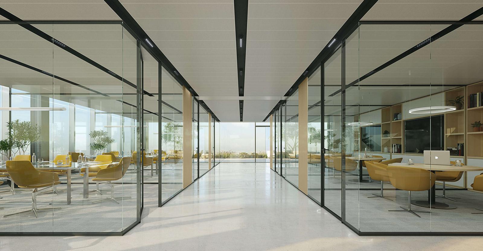 Edificio Botanic - Área clientes
